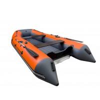 Лодка REEF-360 НД оранжевый/графит