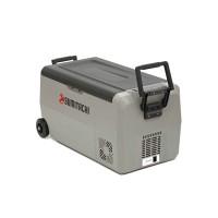 Холодильник автомобильный SUMITACHI T36 обьём 36 литров питания 12В/24В и 100-240В компрессорный