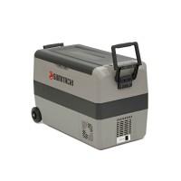 Холодильник автомобильный SUMITACHI T50 обьём 50 литров питания 12В/24В и 100-240В компрессорный